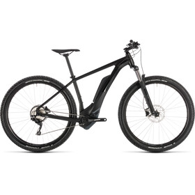 Cube Reaction Hybrid Pro 500 El-MTB/HT Svart